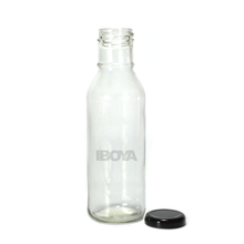 360ml 12oz ring neck juice bottle